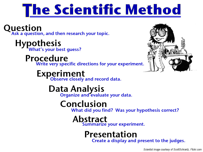 scientific method projects