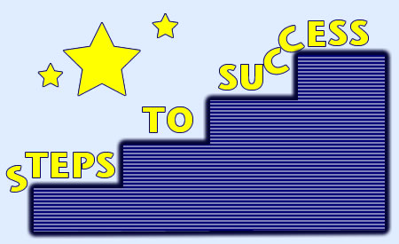 Steps To Success Clipart 33230 | MICROSEC