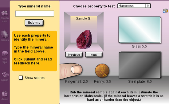student exploration mineral identification gizmo answer key