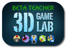 Beta Teacher 3D Game Lab