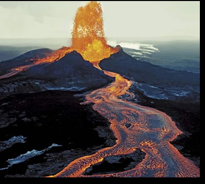 kilauea volcano research paper