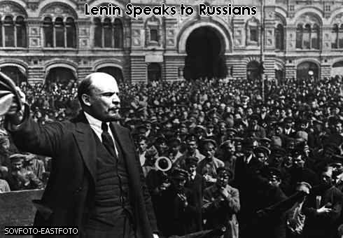 russias involvement in world war i and the communist revolution Russian revolution of 1917, communism the treaty ended russia 's role in the fighting prompted by fears of falling behind the west and another world war.